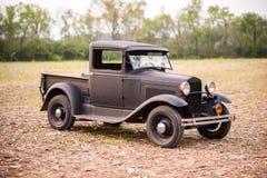 Camión del vintage Foto de archivo libre de regalías