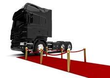 Camión del VIP ilustración del vector