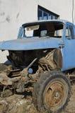 Camión dilapidado viejo Foto de archivo libre de regalías