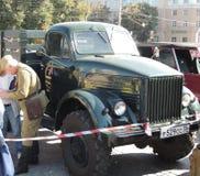 Camión GAZ-63 Foto de archivo libre de regalías