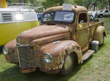 Camión internacional 1948 KB2 Imagen de archivo