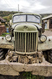 Camión legendario ZIL-157 Fotos de archivo libres de regalías