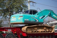 Camión volquete del remolque de Payawan Transport Company Fotos de archivo