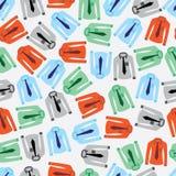 Camice di colore con il modello eps10 del legame Royalty Illustrazione gratis