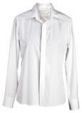 camicia bianca Fotografia Stock