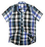 Camicia degli uomini Fotografia Stock