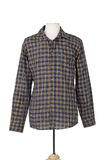 Camicia di plaid Immagini Stock