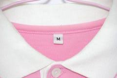 Camicia di polo Fotografia Stock