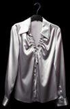 Camicia di seta Fotografia Stock Libera da Diritti