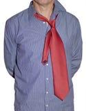 Camicia e legame Immagine Stock