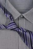 Camicia e legame di affari Fotografie Stock
