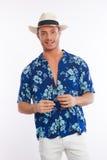 Camicia hawaiana fotografie stock libere da diritti