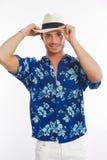 Camicia hawaiana Immagine Stock