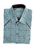camicia isolata Immagini Stock
