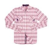 Camicia isolata Immagine Stock