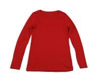 Camicia lunga del manicotto Fotografie Stock