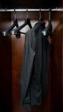 Camicia nera Immagine Stock