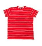 Camicia rossa Fotografia Stock Libera da Diritti