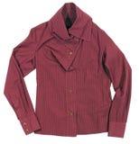 Camicia Stripy fotografie stock libere da diritti