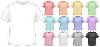 camicie illustrazione vettoriale