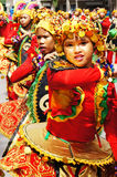 Camiguin Lanzones festiwal Obraz Royalty Free