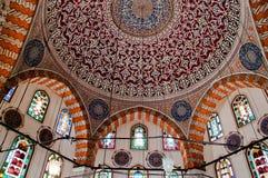 camii伊斯坦布尔清真寺火鸡yeni 库存照片