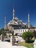 Camii d'Ahmet de sultan. Le plus célèbre en tant que mosquée bleue. images stock