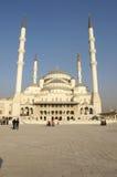 Camii di Kocatepe della moschea Fotografia Stock Libera da Diritti