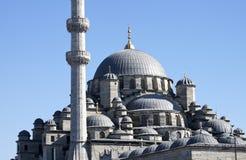 camii formata meczetowy nowy surowy yeni Obrazy Stock