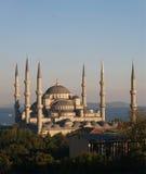 Camii van Ahmet van de sultan. Stock Fotografie