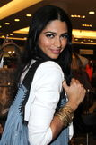 Camila Alves. At the MUXO Trunk Show hosted by Nordstrom, Nordstrom Westfield Topanga, Canoga Park, CA 12-16-11 Royalty Free Stock Images