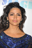 Camila Alves. Actress Camila Alves arrives at the 2012 Los Angeles Film Festival premiere of Magic Mike held at the at Regal Cinemas L.A Live Stock Photo