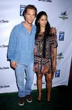 Camila Alves,Matthew Mcconaughey Stock Photos