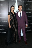 Camila Alves, Matthew McConaughey Stock Images