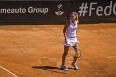 Camila giorgi Royalty Free Stock Photo
