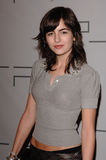 Camilla Belle. Actress CAMILLA BELLE at the Pret A PSP fashion show at the Pacific Design Centre, Los Angeles, to launch the PSP (Playstation Portable). March 14 Stock Image