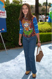 Camilla Belle. Actress CAMILLA BELLE at the world premiere in Hollywood of Blue's Big Musical Movie Stock Photo