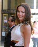 Camilla Belle Royalty-vrije Stock Fotografie