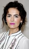 Camilla Belle. At the Hammer Museum Gala In The Garden held at the Hammer Museum in Westwood, USA on October 14, 2017 Stock Image