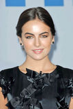 Camilla Belle, Karl Lagerfeld Stock Images