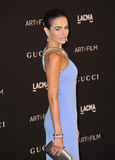 Camilla Belle. LOS ANGELES, CA - NOVEMBER 1, 2014: Camilla Belle at the 2014 LACMA Art+Film Gala at the Los Angeles County Museum of Art Stock Photo