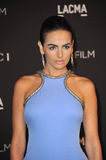 Camilla Belle. LOS ANGELES, CA - NOVEMBER 1, 2014: Camilla Belle at the 2014 LACMA Art+Film Gala at the Los Angeles County Museum of Art Royalty Free Stock Images