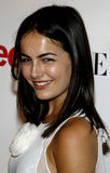 Camilla Belle. At the Teen Vogue Young Hollywood Party held at the Sunset Tower Hotel in Hollywood, USA on September 21, 2006 Stock Image