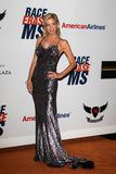 Camille Grammer arrives at the 19th Annual Race to Erase MS gala Royalty Free Stock Photography