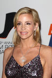 Camille Grammer arrives at the 19th Annual Race to Erase MS gala. LOS ANGELES - MAY 18:  Camille Grammer arrives at the 19th Annual Race to Erase MS gala at Royalty Free Stock Images