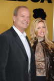 Camille Grammer,Kelsey Grammer Royalty Free Stock Image