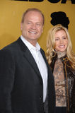 Camille Grammer,Kelsey Grammer Stock Photography