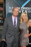 Camille Grammer, Kelsey Grammer Royalty Free Stock Image
