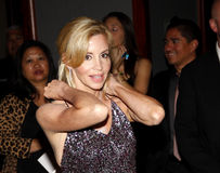 Camille Grammer Royalty Free Stock Image