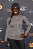 Camille Winbush Royalty Free Stock Images